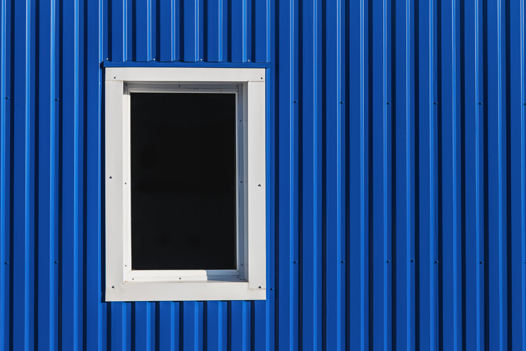Window In Metal Siding Wall Hi Tech Windows Amp Siding 800