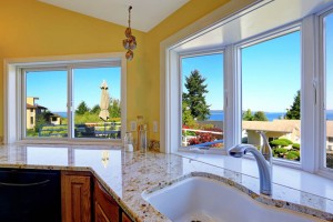 kitchen cabinet windows
